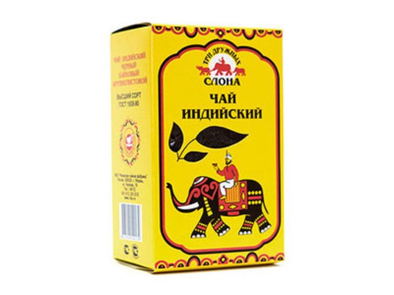 Чай Три слон инд сер РЧФ