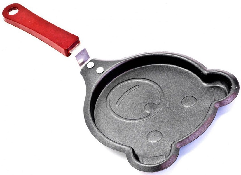Мини-сковорода фигурная
